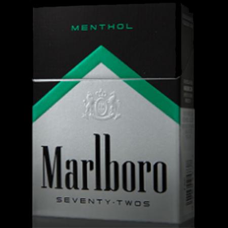 Marlboro Menthol Black 72s Biagio Wine Spirits